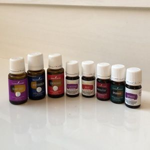Bundle of Young Living Essential Oils